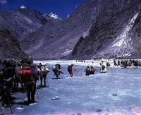 Porters crossing Dumardo River.jpg